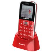 Мобильный телефон Maxvi B6 Red