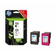 Набор картриджей HP 121 Black + HP 121 Color (Combo Pack) CN637HE