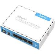 Маршрутизатор MIKROTIK RB941-2nD беспроводной с поддержкой Mimo 802.11n