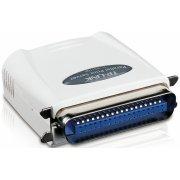 Принт-сервер TP-LINK TL-PS110P с 1 параллельным портом и 1 портом Fast Ethernet