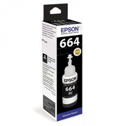 Чернила Epson L100/200 Black 70 ml (C13T66414A)
