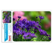Коврик Buro BU-M20012 цветы-1