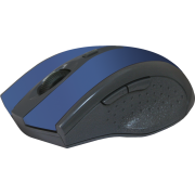 Мышь Defender Accura MM-665 Blue, Wireless, 6 кн., 800-1200 dpi, USB