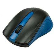 Мышь Ritmix RMW-555 Black&Blue, Wireless, USB, оптическая