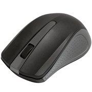 Мышь Ritmix RMW-555 Black&Gray, Wireless, USB, оптическая