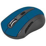 Мышь Defender Accura MM-965 Blue&Gray, Wireless, 6 кн., USB