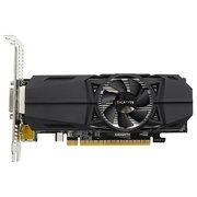 Видеокарта GIGABYTE GeForce GTX1050Ti LP OC (GV-N105TOC-4GL) 4GB 128bit GDDR5 (1303-1442/7008) DVI-D/2xHDMI 2.0b/DP 1.4
