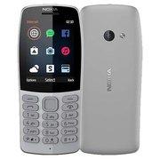 Мобильный телефон Nokia 210 DS Grey (TA-1139)