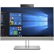 "Моноблок HP EliteOne 800 G5 7QN50EA 23.8"" Full HD i5 9500 (3)/8Gb/SSD256Gb/UHDG 630/DVDRW/Win10 Pro 64/GbitEth/WiFi/BT/180W/клав/мышь"