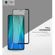 Защитное стекло 2.5D Full Cover+Full Glue для Xiaomi redmi note 8 чёрный н/с