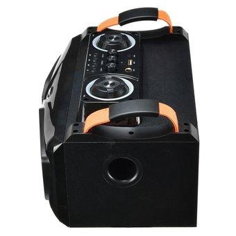 Минисистема Hyundai H-MAC160 черный