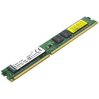 ОЗУ Kingston KVR16LN11/4 ValueRAM, DDR3-1600 4GB PC3-12800, CL11, LV 1.35V, Single Rank (1Rx8 512M), retail
