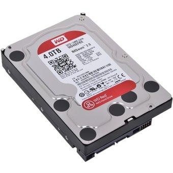 "HDD Western Digital WD Red NASware (WD40EFRX) 3.5"" 4.0TB IntelliPower Sata3 64MB"
