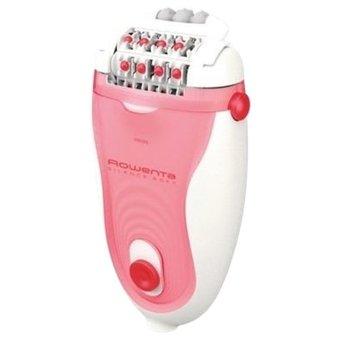 Эпилятор Rowenta EP5660D0 белый/темно-розовый