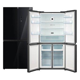 Все для дома Холодильник Бирюса Cd 466 Bg Черный Керчь