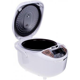 Мультиварка Moulinex MK706A32 белый/бежевый
