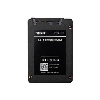 "SSD Apacer AS340 Panther, box (AP240GAS340G-1) 2.5"" 240GB Sata3 (TLC, ECC, R/W: up to 505/410MB/s, MTBF: 1500000 hrs)"