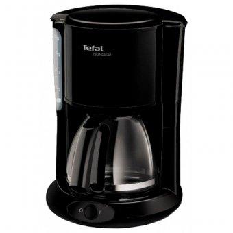 Кофеварка капельная Tefal CM261838 черный